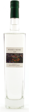 Russell Henry Gin Malaysian Limes